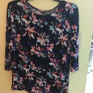 Floral Top by Ava & Grace